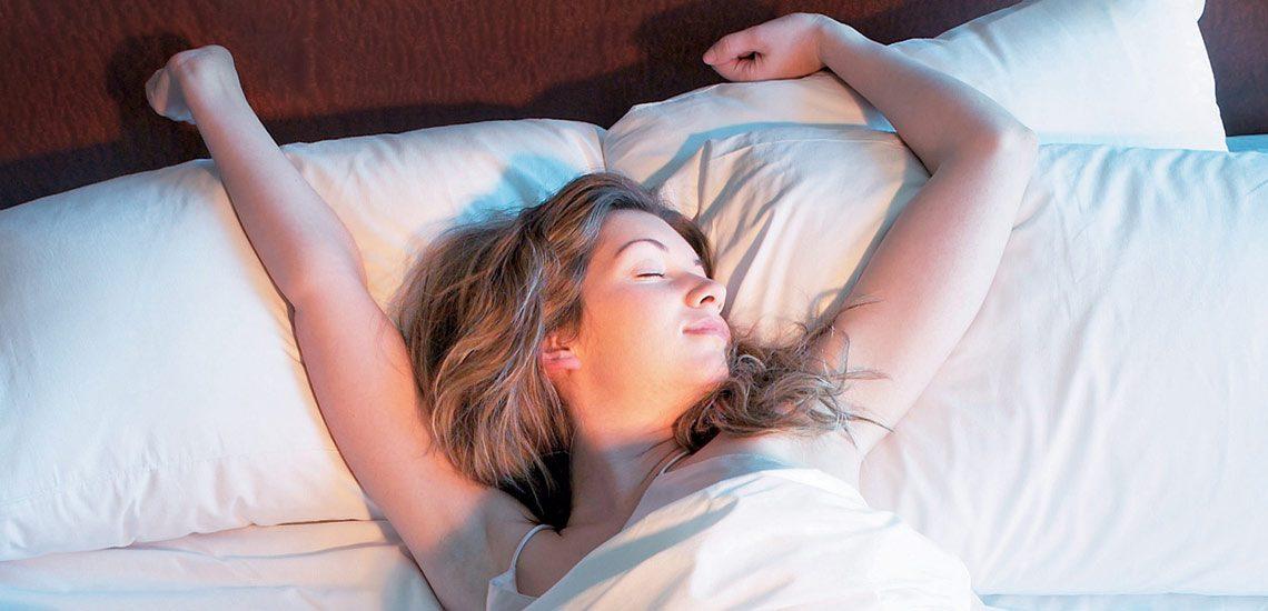 bon lit pour bien dormir