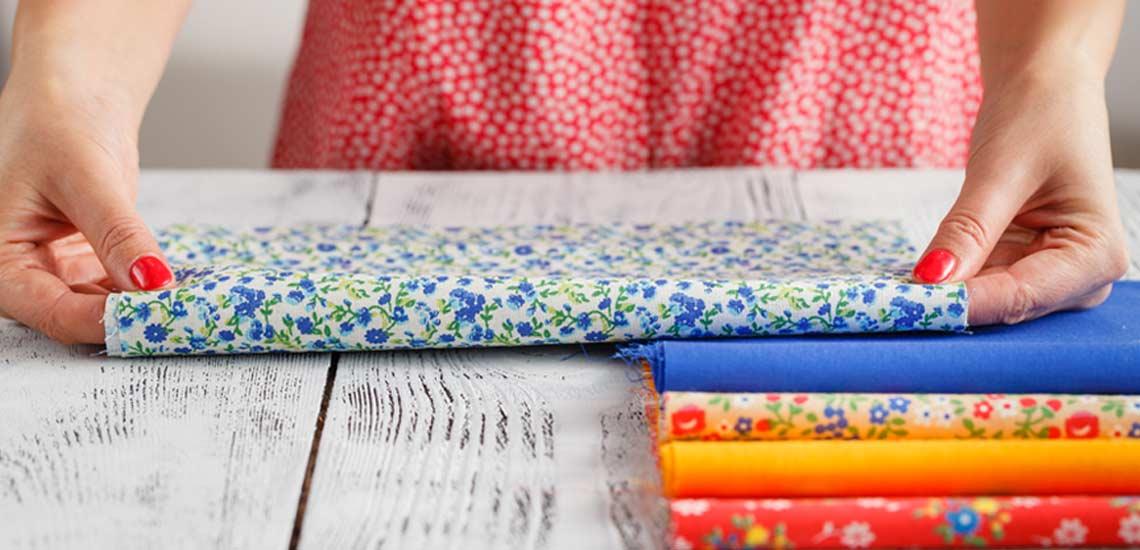 tissu décoration au mètre