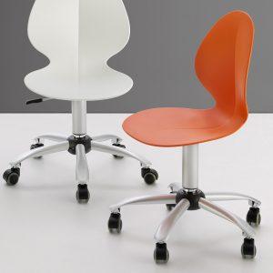Chaise-de-bureau-colorée-Sillo