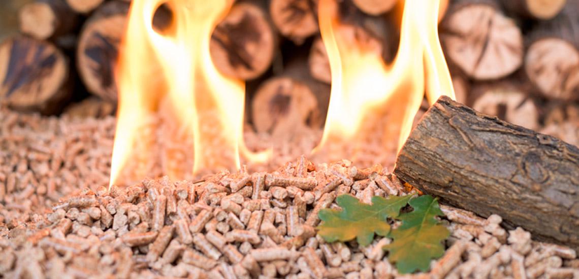 cheminée à granulés